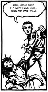 Oroku Nagi Comics Mirage 1984