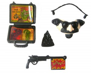 Accessoires Don the undercover turtle 1990