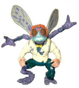 Figurine Baxter Stockman 1989