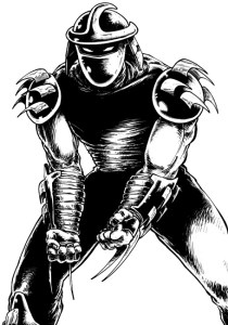 Shredder clone 1 Mirage Comics