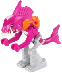 Fishface Série 1 (Stealth Shell in poursuit)