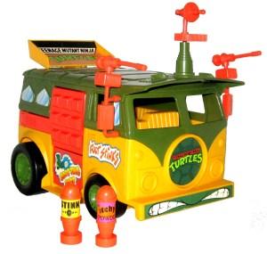Véhicule Party Wagon 1988