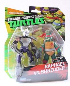 Blister Rapahel VS Shredder 2014