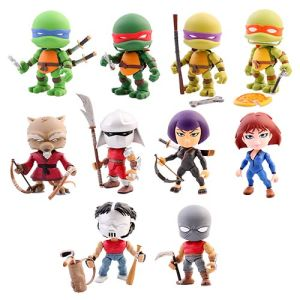 Figurines The Loyal Subjects TMNT 2015
