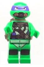 Donatello Série 2 (Turtle Sub Undersea Chase)