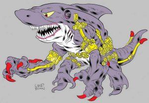 Armaggon Archie comics Tortues Ninja TMNT