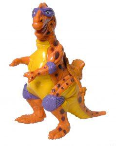 Figurine Cave Turtle Don Tyrannosaurus 1993 Tortues Ninja TMNT