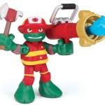 Figurine HSH Fireman Raph 2015 Tortues Ninja TMNT
