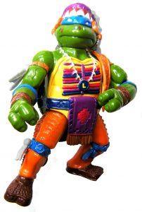 Figurine Chief Leo 1992 Torutes Ninja TMNT