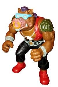 Figurine Giant Bad Boy Bebop 1991 Tortues Ninja TMNT