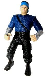 Figurine Samurai Rebel Soldier 2 1993 Tortues Ninja TMNT