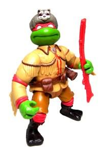 Figurine Sewer Scout Raph 1992 Tortues Ninja TMNT