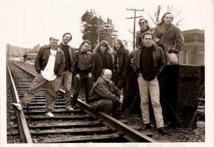 L'équipe de Mirage Studio (198x)