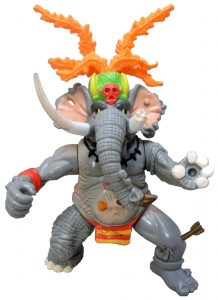 Figurine Doctor El 1992 Tortues Ninja Turtles TMNT