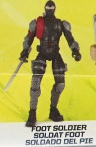 Figurine Image Foot Soldier Film Ninja Turtles 2016 Tortues Ninja TMNT