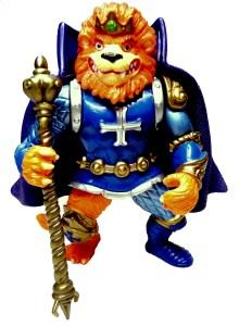 Figurine King Lionehearth 1992 Tortues Ninja TMNT