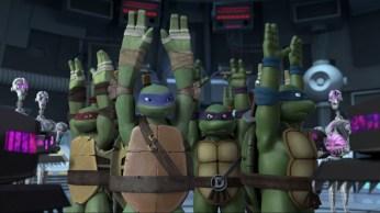 53 - Tortues Ninja Turtles TMNT 410 - Tortues 2012 1987