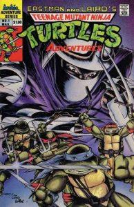Archie Comics #1 Tortues Ninja Turtles TMNT