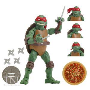 Figurine Classic Collection Raphael The Secret of the Ooze 2016 Tortues Ninja Turtles TMNT