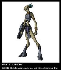 Fay Tian Chi Ia 2k3 Série TV 2003 S2E23-26 Tortues Ninja Turtles TMNT