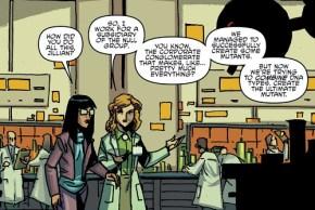 TMNT Mutanimals #1 Comic IDW 2 Lindsey Baker Jillian Amante Tortues Ninja Turtles TMNT