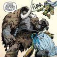 TMNT #72 IDW Comic 8 Manmoth Leonardo Donatello Tortues Ninja Turtles TMNT