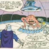 TMNT Aventures Mini-Series #1 12 Krang Shredder Archie Comics Tortues Ninja Turtles TMNT