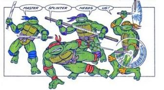 TMNT Adventures Archie Comics #1 4 Leonardo Michaelangelo Raphael Donatello Tortues Ninja Turtles TMNT