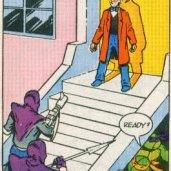 TMNT Aventures Mini-Series #2 7 Baxter Stockman Foot Soldier Archie Comics Tortues Ninja Turtles TMNT-min