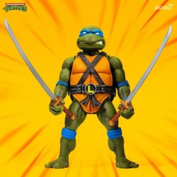 Figurine Leonardo Super7 2020 Tortues Ninja Turtles TMNT_2