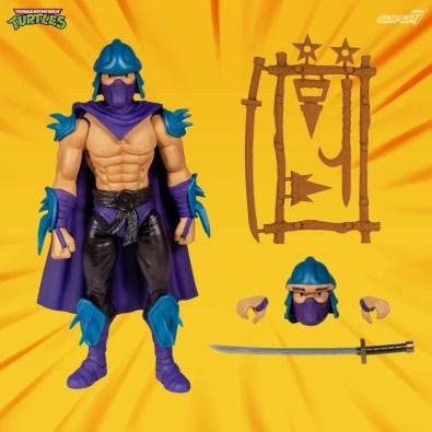Figurine Shredder Super7 2020 Tortues Ninja Turtles TMNT_1