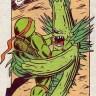 TMNT Special #10 Zen Million years to birth Archie Comics 7 Michaelangelo Kak-Ti Grog Tortues Ninja Turtles TMNT