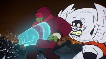 142 Série TV 2018 7 Raphael Ghostbear Tortues Ninja Turtles TMNT