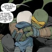 TMNT #108 IDW Comics 3 Lita Jennika Tortues Ninja Turtles TMNT