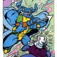 TMNT Adventures #5 Archie Comics 8 Man Ray Shredder Tortues Ninja Turtles TMNT