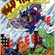 TMNT Adventures #8 Archie Comics 1 Wingnut Tortues catch Tortues Ninja Turtles TMNT