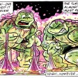TMNT Adventures Prologue Archie Comics 5 tortues mutagène Tortues Ninja Turtles TMNT