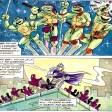 TMNT Adventures Prologue Archie Comics 7 Tortues Shredder Foot Clan Tortues Ninja Turtles TMNT