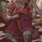 The last ronin #2 IDW Comic 3 April Raphael Michelangelo Splinter Donatello Tortues Ninja Turtles TMNT