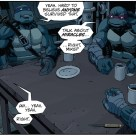 The last ronin #2 IDW Comic 6 Leonardo Raphael Donatello Michelangelo Tortues Ninja Turtles TMNT