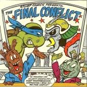 TMNT Adventures #13 Archie Comics 2 Stump Sling Leonardo Soldat Maligna Tortues Ninja Turtles TMNT