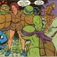 TMNT Adventures #14 Archie Comics 8 April O'Neil Tortues Ninja Turtles TMNT