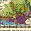 TMNT Adventures #18 Archie Comics 2 Leonardo Foot Super Soldier Tortues Ninja Turtles TMNT