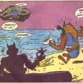 TMNT Adventures #19 Archie Comics 4 Man Ray Jagwar Dreadmon Tortues Ninja Turtles TMNT