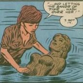 TMNT Meet Archie Comics 2 Red sails in the sunset 8 April Figure du proue Tortues Ninja Turtles TMNT