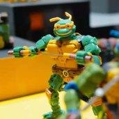 Figurines Boxturtles TMNT Michelangleo Megabox Tortues Ninja Turtles TMNT_1