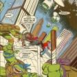 TMNT Adventures #20 Archie Comics 1 Leonardo Donatello Michaelangelo Splinter April O'NeilTortues Ninja Turtles TMNT