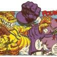 TMNT Adventures #20 Archie Comics 10 Chu Hsi Dragon Giant Foot Super Soldier Tortues Ninja Turtles TMNT