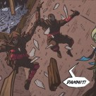 The last ronin #3 IDW Comic 10 Leonardo Foot soldiers Tortues Ninja Turtles TMNT