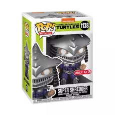 Blister Pop ! Vynile figure Special Edition Super Shredder Film 1991 Funko 2021 Tortues Ninja Turtles TMNT_2